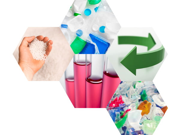 Reciclado de plásticos
