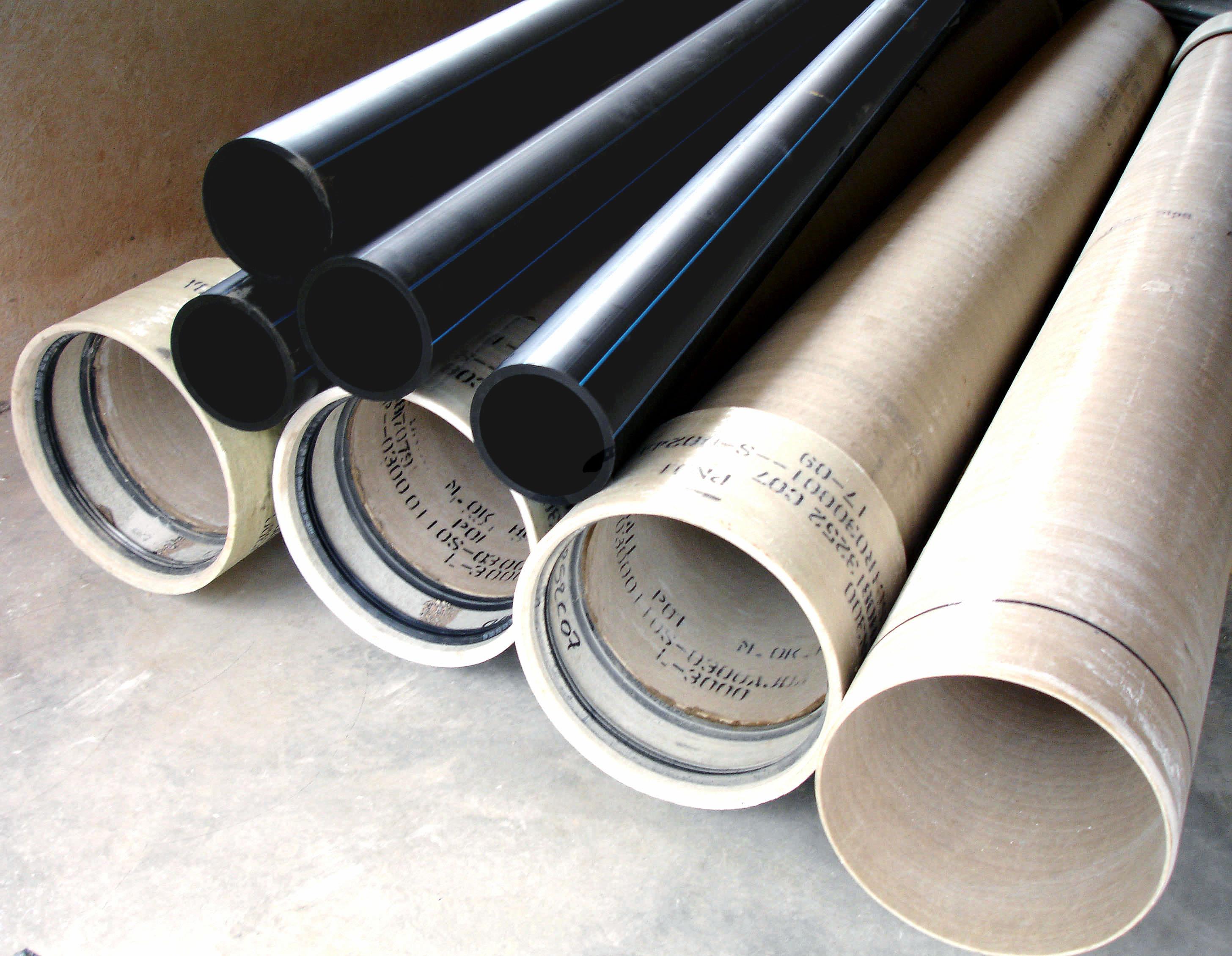 Testing plastic materials: plastic pipe standards