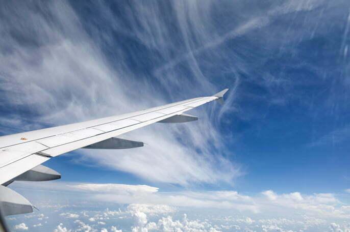 ensayos sector aeronáutica