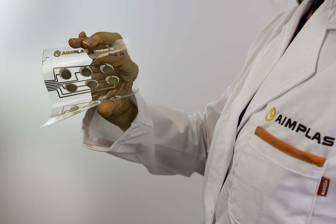 AIMPLAS carries out research on conductive plastic materials for intelligent and sustainable transport