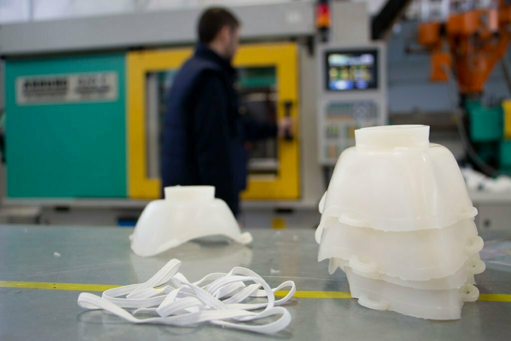 AIMPLAS makes its resources and production capacity available in the fight against COVID-19 and has designed a new mask with replaceable filters