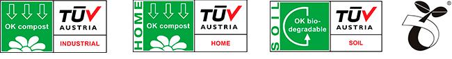 ecoetiquetas TUV-AUSTRIA