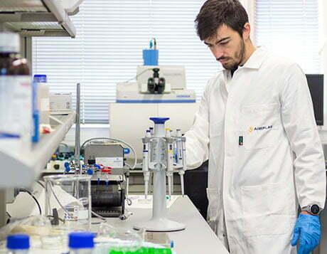 Enzymatic or biological biodegradation